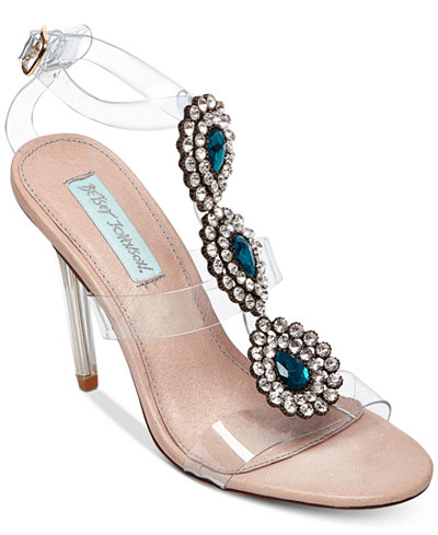 Blue by Betsey Johnson Sylvi Sandals