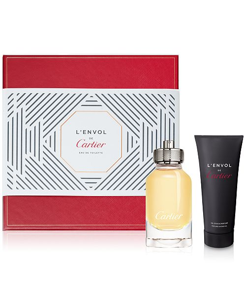b055d3680f9 Cartier Men s 2-Pc. L Envol de Cartier Eau de Toilette Gift Set ...