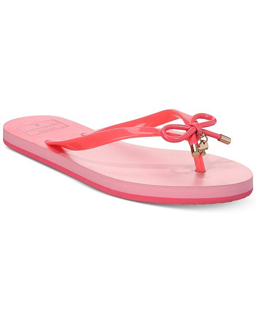 c5bd2e868965 kate spade new york Nova Flip-Flops   Reviews - Sandals   Flip Flops ...