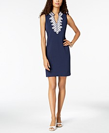 Embellished Shift Dress, Created for Macy's