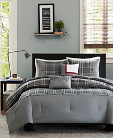 Daryl 5-Pc. Full/Queen Comforter Set