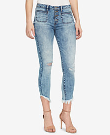 WILLIAM RAST High-Waisted Ankle Skinny Jeans