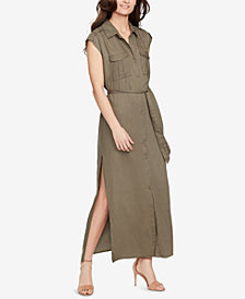 WILLIAM RAST Button-Down Maxi Dress