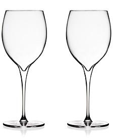 Vie Chardonnay Glasses, Set of 2