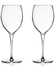 Nambé Vie Chardonnay Glasses, Set of 2