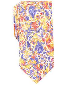 Tallia Men's Ravy Paisley Slim Tie