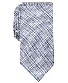 Tallia Men's Cassia Solid Slim Tie