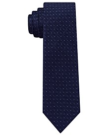 Men's Kelly Neat Slim Silk Tie
