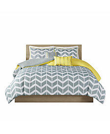Intelligent Design Nadia 5-Pc. King/California King Duvet Cover Set