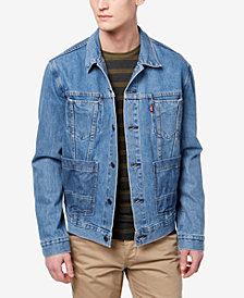Levi's® Men's Altered™ Workwear Denim Trucker Jacket