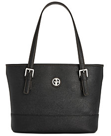 Giani Bernini Saffiano Tote Created For Macy S