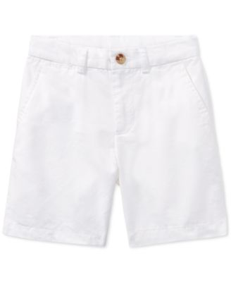 Little Boys Cotton Chino Shorts