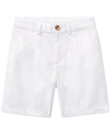 Polo Ralph Lauren Toddler Boys Cotton Chino Shorts