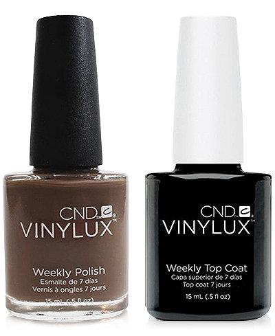 Creative Nail Design Vinylux Rubble Nail Polish & Top Coat (Two Items), 0.5-oz., from PUREBEAUTY Salon & Spa