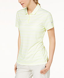 Nike Dry Striped Golf Polo