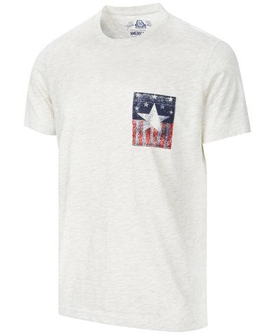 American Rag Men's Americana Pocket T-Shirt, Created for Macy's