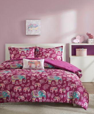 Elly 4-Pc. Full/Queen Comforter Set