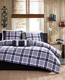 Mi Zone Elliot 4-Pc. Bedding Sets