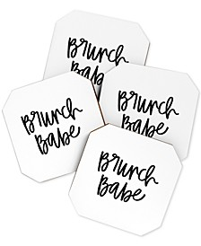 Chelcey Tate Brunch Babe Coaster Set