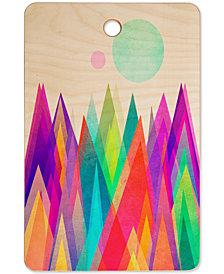 Deny Designs Elisabeth Fredriksson Colorland Cutting Board