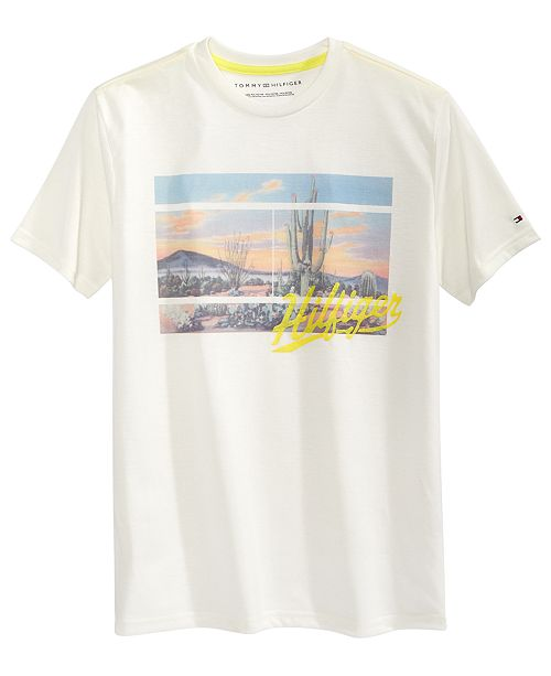 Tommy Hilfiger Graphic-Print T-Shirt, Little Boys