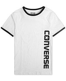 Converse Graphic-Print Cotton T-Shirt, Big Boys