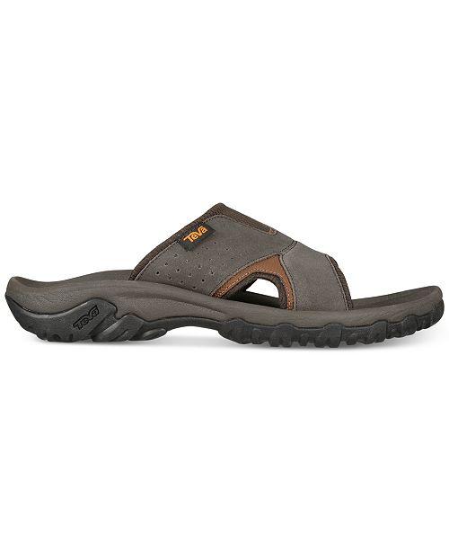 8c7b73699 Teva Men s Katavi 2 Water-Resistant Slide Sandals   Reviews - All ...
