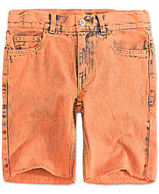 Levi's® 511 Overdye Shorts, Big Boys