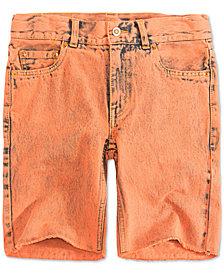 Levi's® 511 Overdye Shorts, Big Boys
