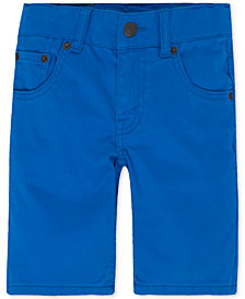 Levi's® 511 Sueded Shorts, Big Boys