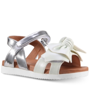 Nina Ankle-Strap Bow...