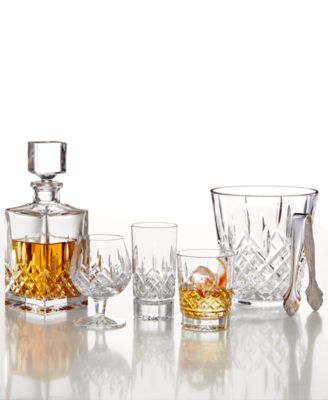Superior Waterford Barware, Lismore Collection