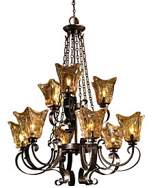 Uttermost Vetraio 9-Light Chandelier