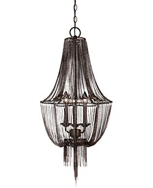 Lezzeno 3-Light Chandelier