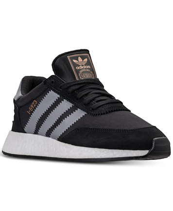 Image 1 of adidas Men's I-5923 Runner Casual Sneakers from Finish Line