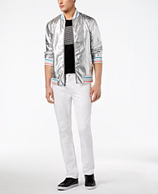 I.N.C. Men's Track Star Outerwear Separates, Created for Macy's