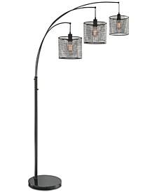 Hamilton Floor Arc Lamp