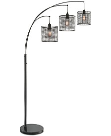 Lite Source Hamilton Floor Arc Lamp
