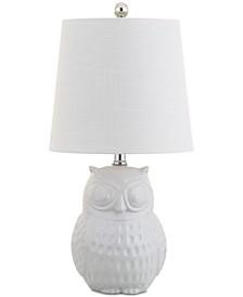 Hoot Table Lamp
