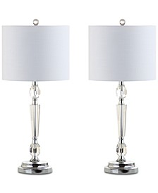 Set of 2 Victoria Table Lamps