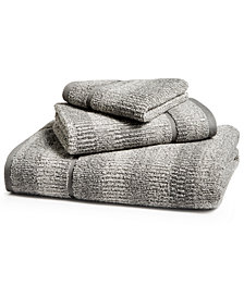 Hotel Collection Ultimate MicroCotton Mingled Stripe Fashion Bath Towel, Created for Macy's