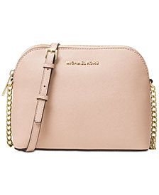 MICHAEL Michael Kors Cindy Dome Crossbody