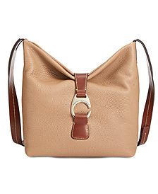 Dooney & Bourke Small Crossbody Hobo