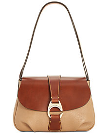 Dooney & Bourke Small Flap Shoulder Bag