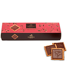 Godiva Lady Godiva 12-Pc. Milk Chocolate Biscuits