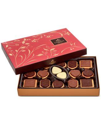 32-Pc. Assorted Prestige Biscuit Gift Box