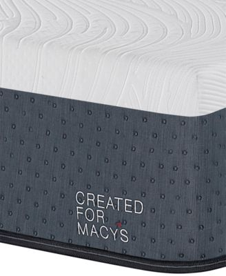 "Greenbriar 12"" Firm Memory Foam Mattress - Twin, Created for Macy's"