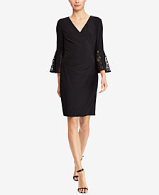 Lauren Ralph Lauren Stretch Jersey Dress