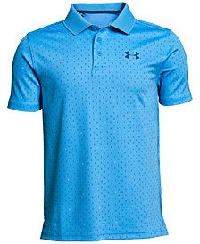 Under Armour Performance Polo, Big Boys
