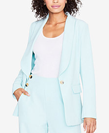 RACHEL Rachel Roy One-Button Blazer, Created for Macy's